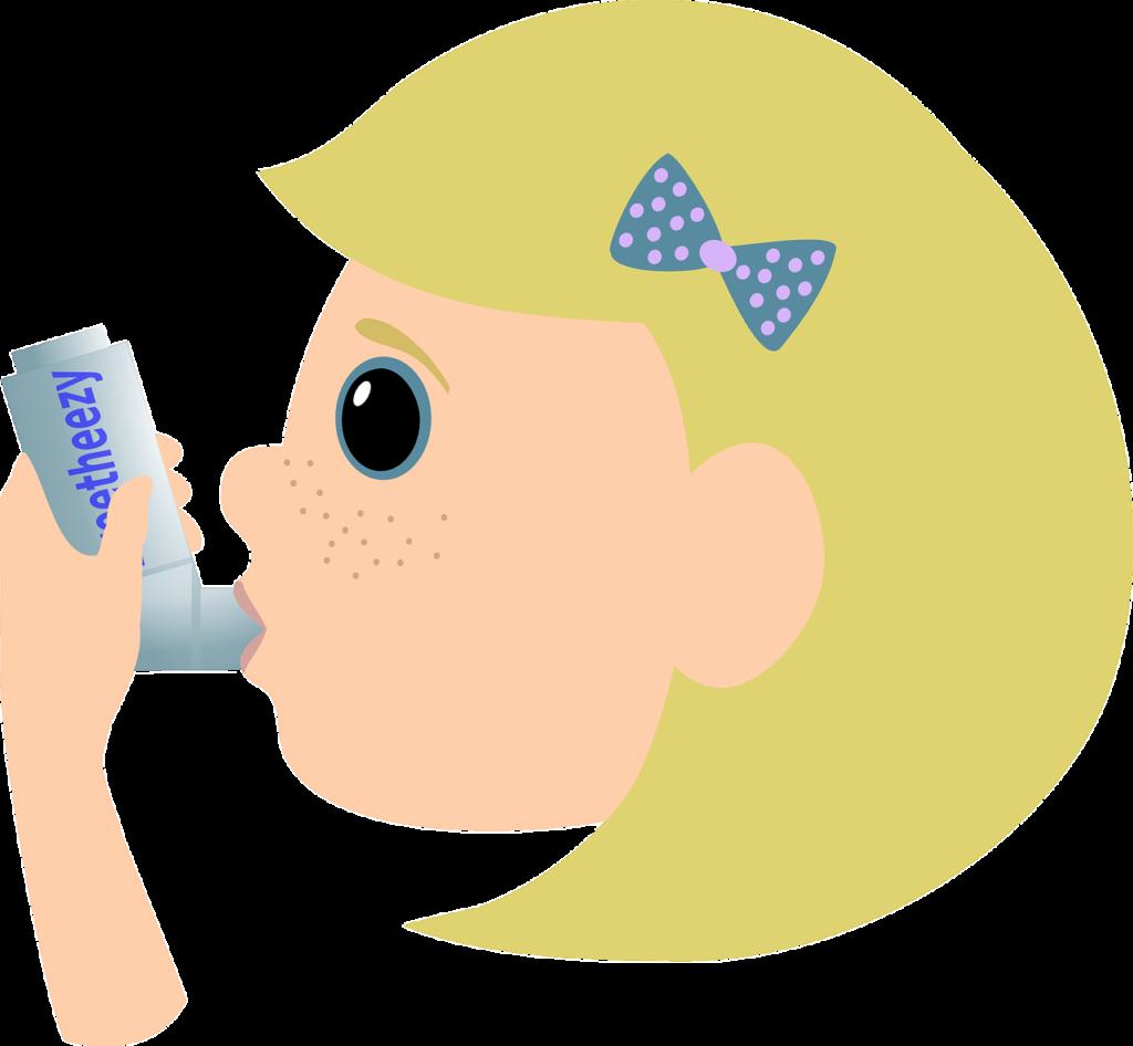 mind maps for chronic asthma and acute asthma