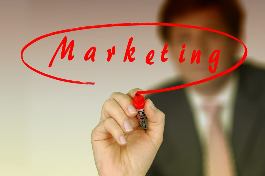 marketing strategy for health care provider
