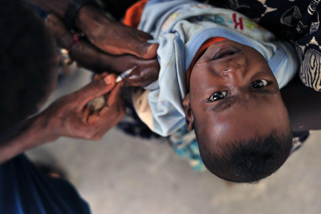 pediatric vaccination